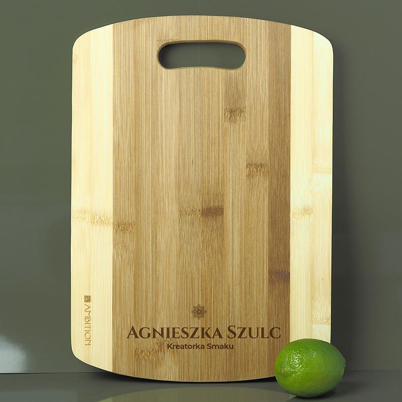 Deska bambusowa do krojenia najwyższej jakości