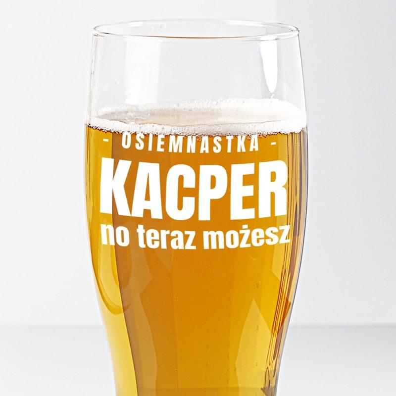 pokal na piwo