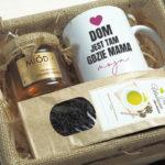 zestaw herbaciany - prezent dla mamy