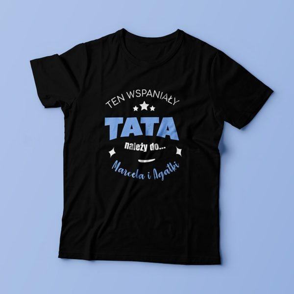 koszulka dla ojca