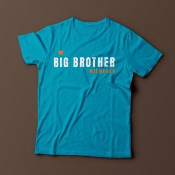 Koszulka dla brata