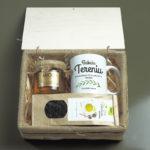 zestaw herbaciany dla babci